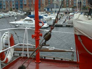 Missing Link from No91 Lightship Swansea