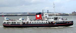 Woodchurch Mersey ferry